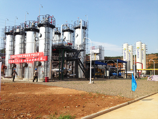 Luoyang Li Gang pressure liquefaction project